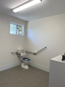 Disabled toilet Accessible Housing taylor'd