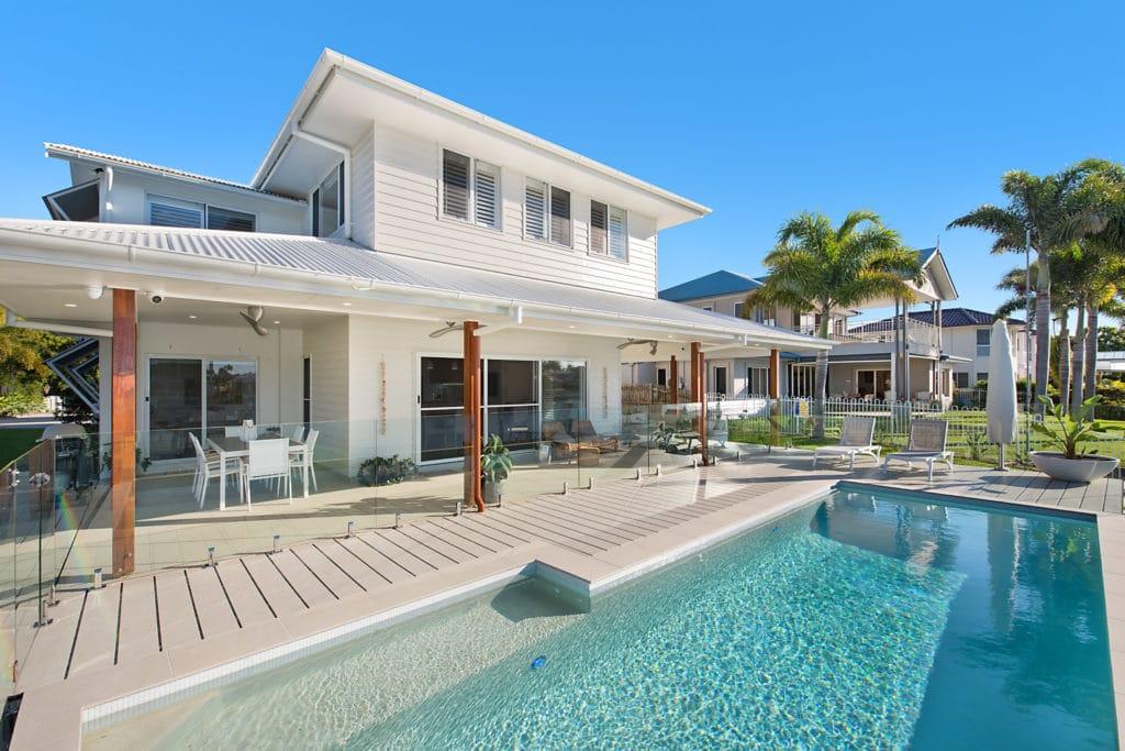 house exterior pool deck taylor'd