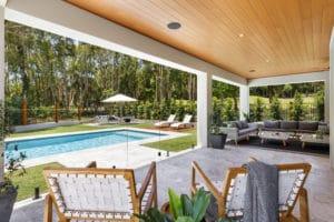 outdoor patio pool taylor'd