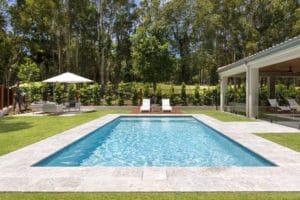 exterior pool taylor'd