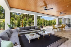 outdoor living taylor'd