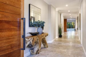 house interior hallway entry taylor'd
