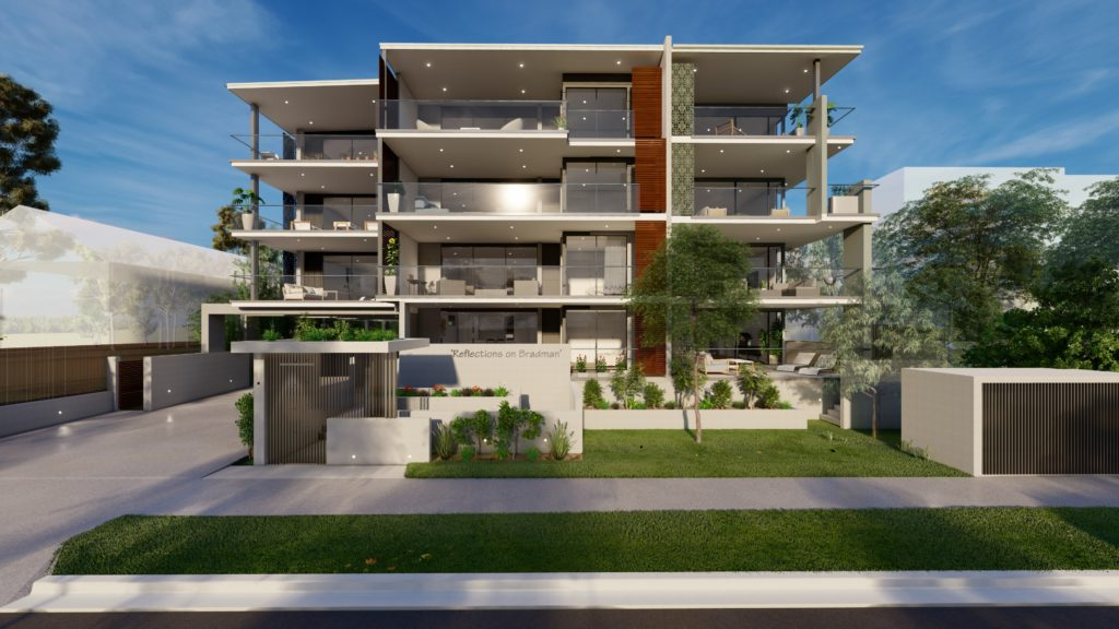 3D visualisation multi level residence taylor'd