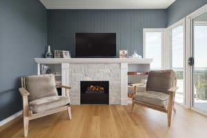 interior sitting room taylor'd