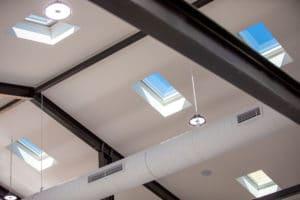 ceiling skylights taylor'd