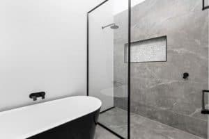 bathroom new build taylor'd