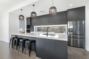 kitchen new build taylor'd