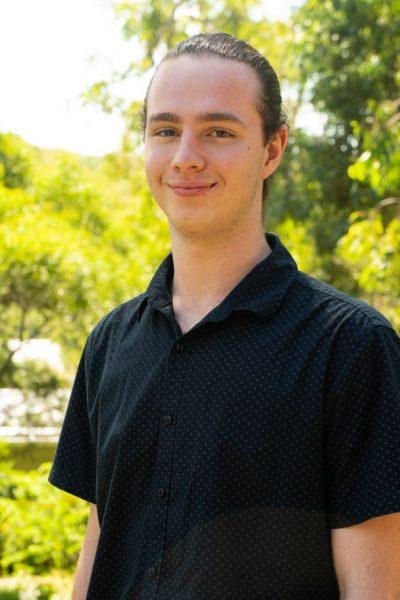 Portrait man taylor'd